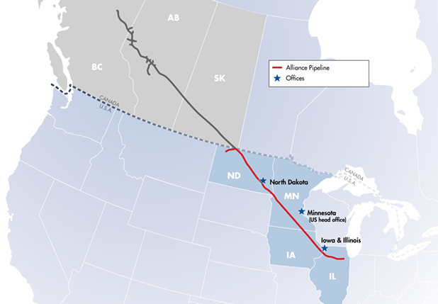 Our Commitment To Be The Natural Gas Transportation System Of Choice From Western Canada To Markets In The Central United Sates And Canada And To Set New